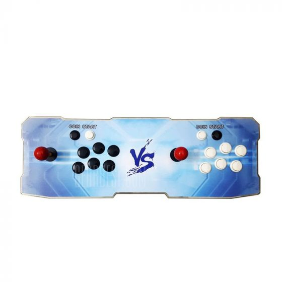 italiaunix-1299 Video Games Arcade Console Machine Double Joystick Pandora'S Box 5S+ VGA HDMI 04
