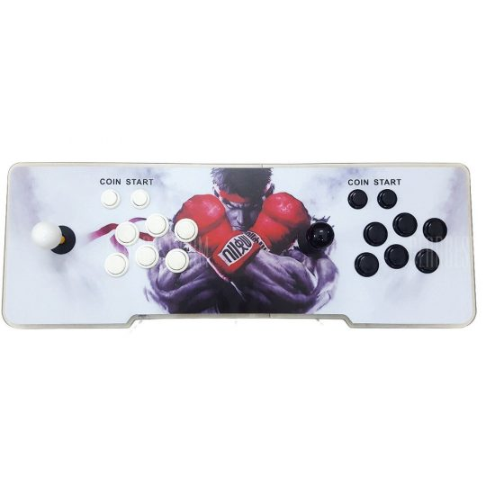 italiaunix-986 Video Games Arcade Console Machine Double JoystickPandora's Key  VGA HDMI 03