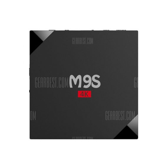 italiaunix-M9S V5 RK3229 TV Box US PLUG