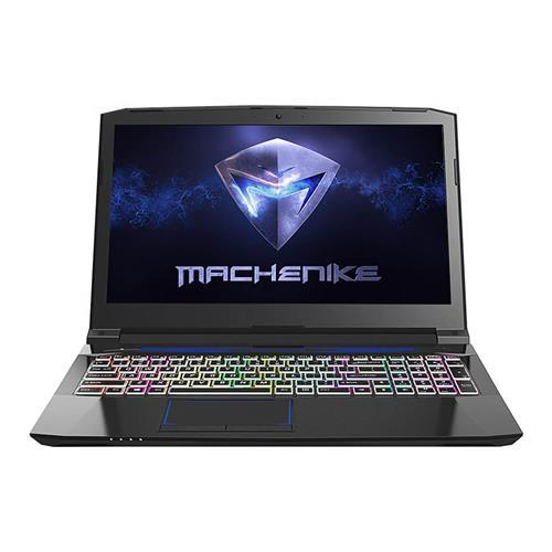 italiaunix-Machenike T58-Tix 15.6 Inch DOS GTX1050Ti 4G Gaming Laptop I7-7700HQ 2.8GHz 32GB DDR4 500GB HHD AC WiFi Gigabit LAN 2.0MP