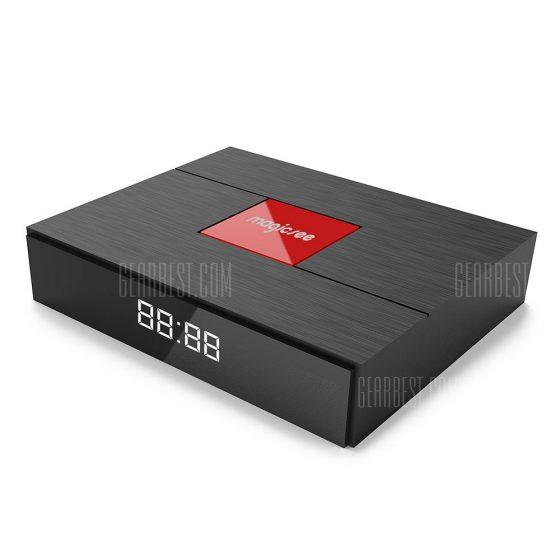 italiaunix-Magicsee C400 Plus Hybrid S2 + T2 + C TV Box  Gearbest
