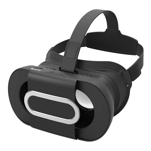 italiaunix-Ritech VR GO FOV96 Immersive 3D VR Virtual Reality Headset with PMMA Lens for 4.0 - 6.0 inch Smartphones