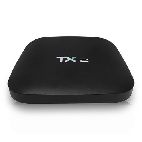 italiaunix-Tanix TX2-R2 RK3229 2GB/16GB KODI 4K UHD TV BOX Android 802.11 b/g/n WIFI LAN Bluetooth HDMI 2.0