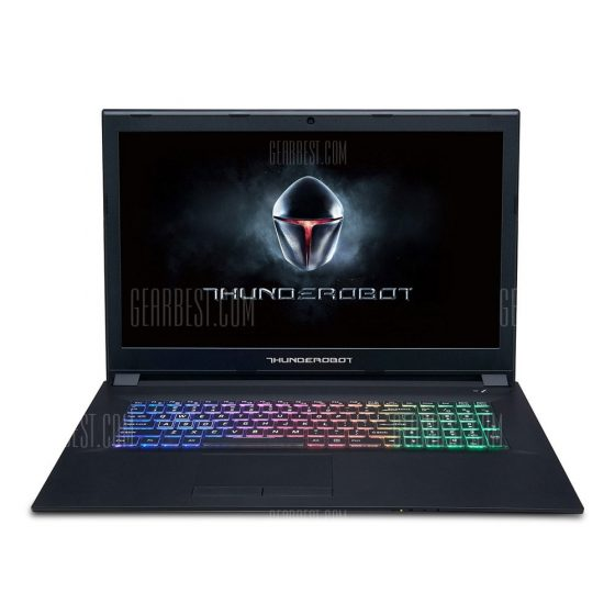 italiaunix-ThundeRobot GX97 Gaming Laptop ENGLISH KEYBOARD