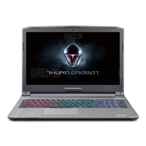 italiaunix-ThundeRobot ST Plus Gaming Laptop GERMAN KEYBOARD