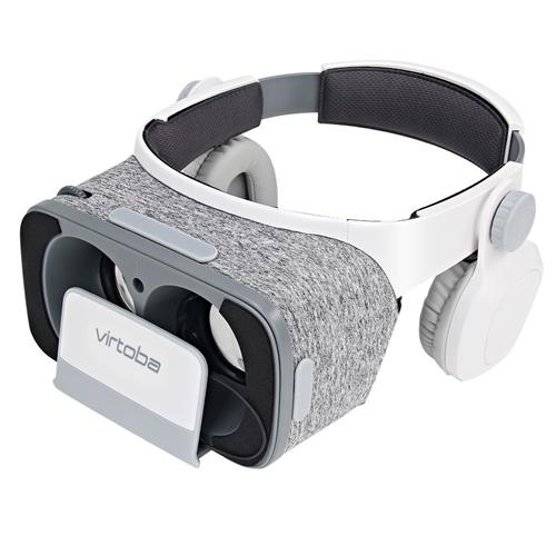 italiaunix-Virtoba X6 3D VR Headset Virtual Reality Glasses FOV120 IPD Focus Adjustable