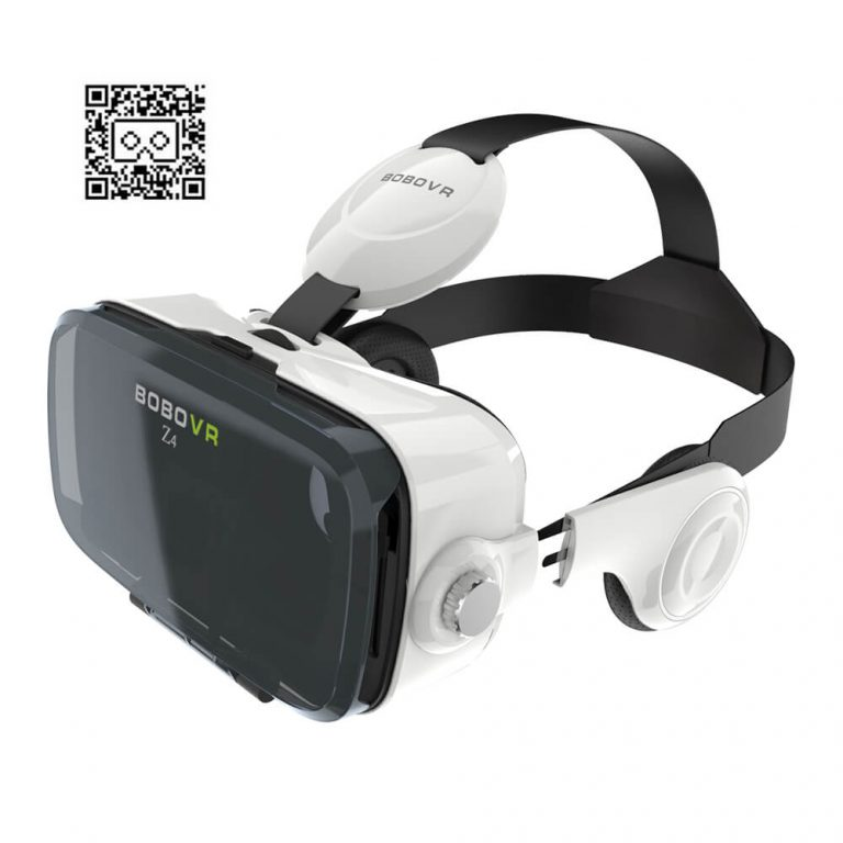 italiaunix-Xiaozhai Z4 BOBOVR Z4 3D Immersive VR Virtual Reality Headset 120FOV 3D Movie Video Game Private Theater with Headphone for 4.0 - 6.0 Smartphoes