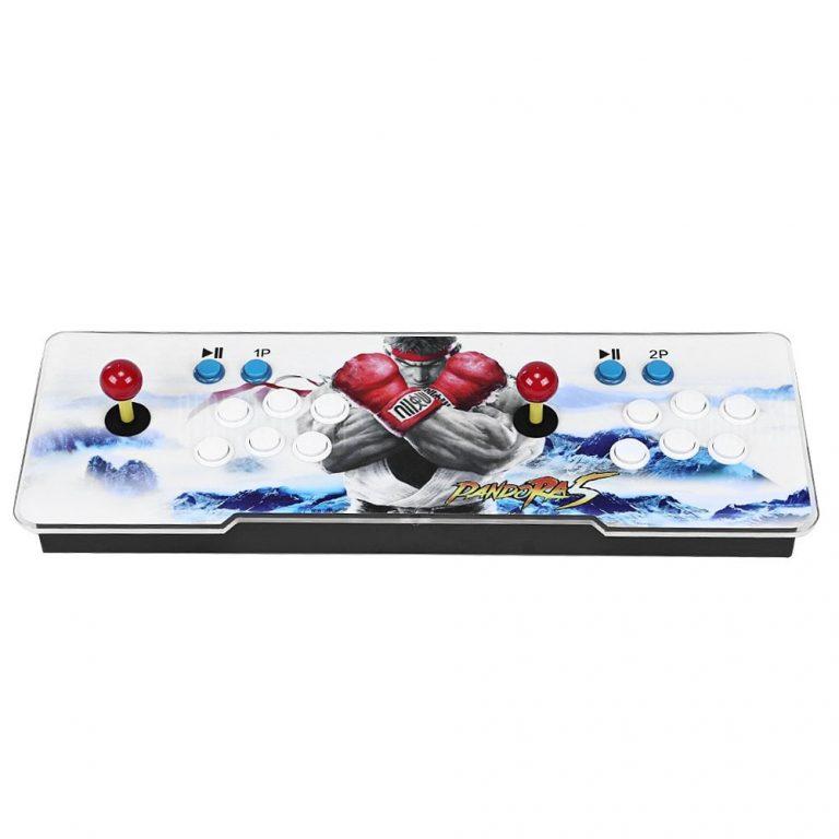 italiaunix-999 in 1 Video Games Arcade Console Machine Double Stick Home Pandora's Key 5s