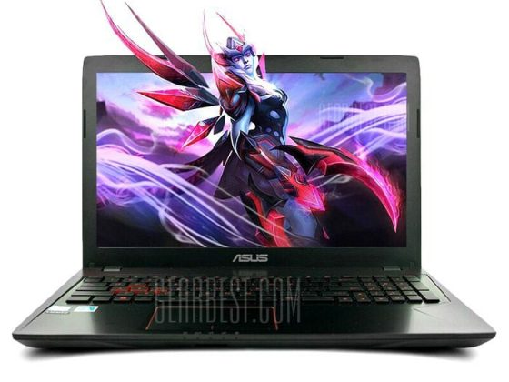 italiaunix-ASUS FX53VD7700 Gaming Laptop