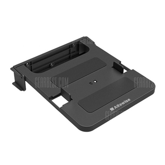 italiaunix-Alfawise DY - 1 TV Box Bracket Wall Mounting Holder