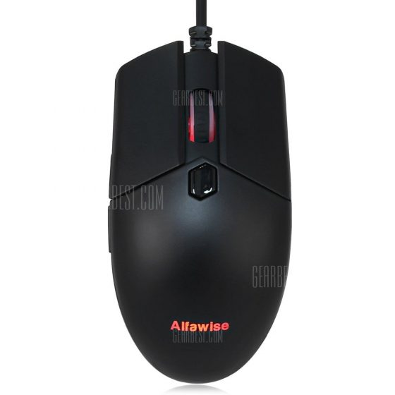 italiaunix-Alfawise V10 A3050 USB Wired Gaming Mouse