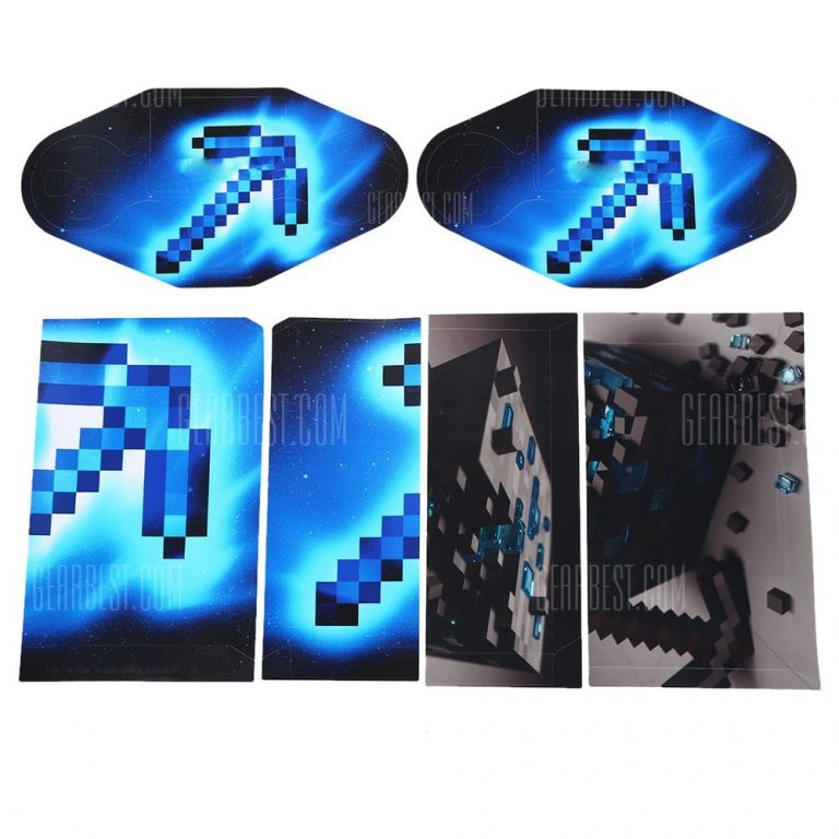 italiaunix-Console Skin Sticker 2 Controller Decal for PS4
