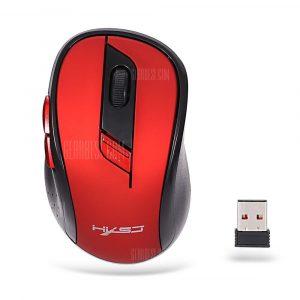 italiaunix-HXSJ X40 2.4GHz Wireless Optical Gaming Mouse