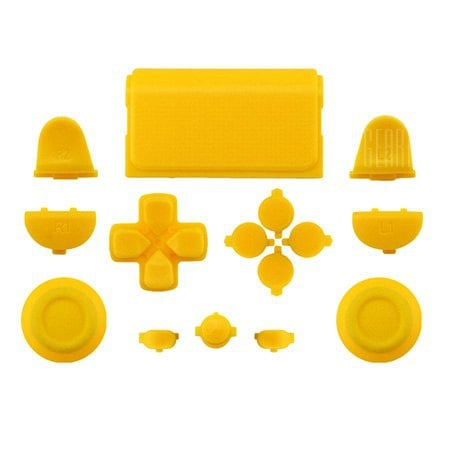 italiaunix-Hot Buttons Mod Set for Sony PS4 Controller Gamepad