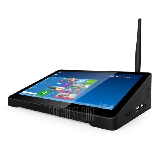 italiaunix-PIPO X9S Stream Mini PC TV Box 8.9 inch Tablet