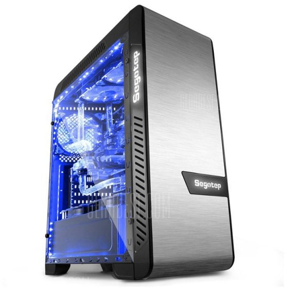 italiaunix-Segotep EOS Computer Case PC Mainframe