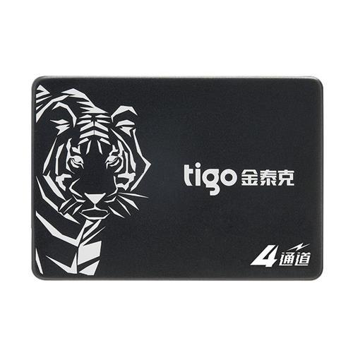 italiaunix-Tigo S300 240GB Solid State Drive 2.5 Inches SSD Hard Disk With SATA3 6Gb/s Interface - Black