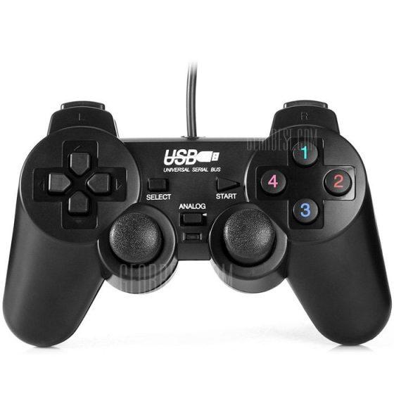 italiaunix-USB-208 USB 1.0 / 2.0 Wired Game Controller
