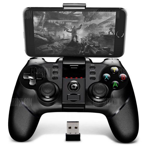 italiaunix-iPega 9076 2.4G Wireless Bluetooth Gamepad with Bracket