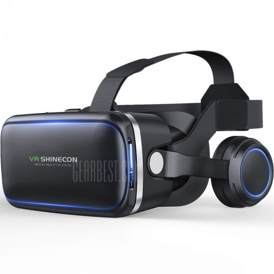 italiaunix-Seven Generation of VR3D Virtual Reality Game Glasses