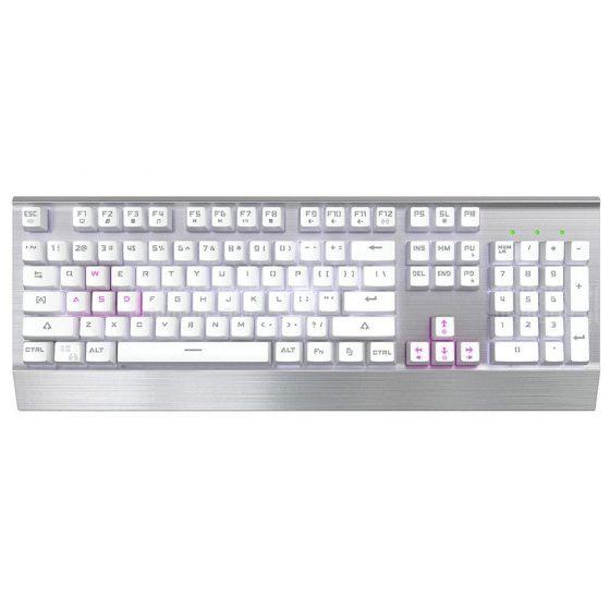 italiaunix-Delux KM02 NKRO Wired USB Gaming Keyboard