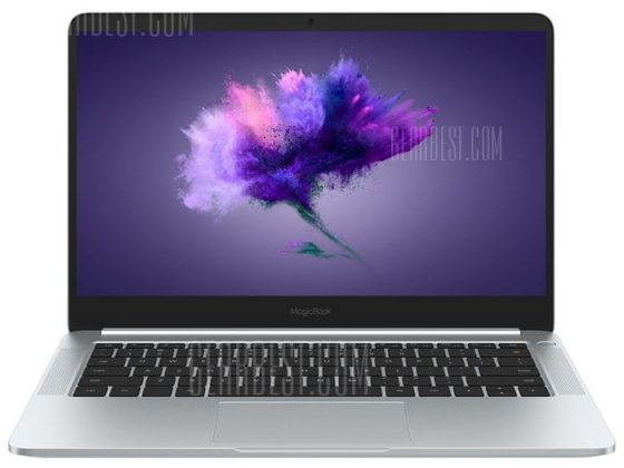 italiaunix-HUAWEI Honor MagicBook Laptop Fingerprint Recognition