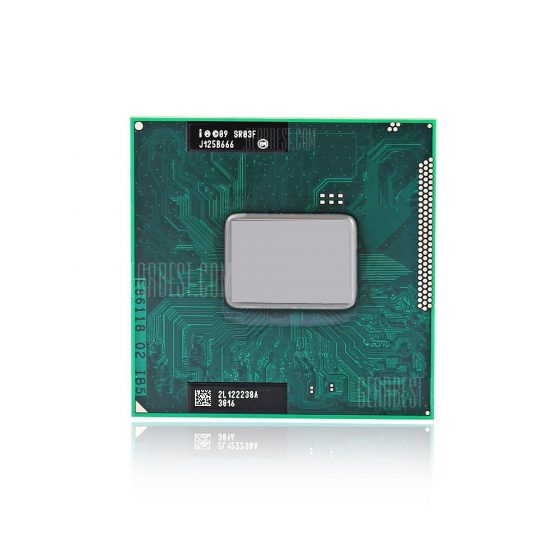 italiaunix-Intel Core i7 - 2620M 2.7GHz Dual-core 4 threads CPU