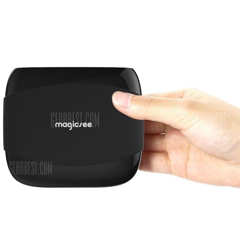 italiaunix-MAGICSEE N4 TV Box Support 4K H.265  Gearbest