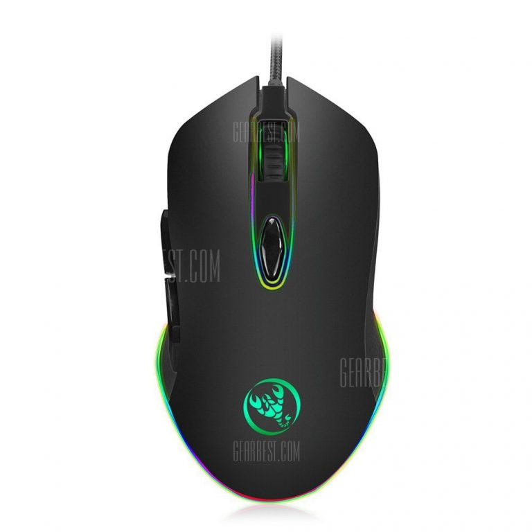 italiaunix-MOYUKAXIE S500 RGB Backlight Gaming Mouse  Gearbest