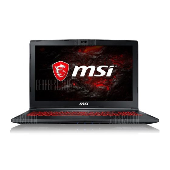 italiaunix-MSI GL62VR 7RFX - 848 Gaming Laptop