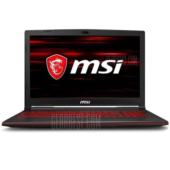 italiaunix-MSI GL63 8RE - 417CN Gaming Laptop