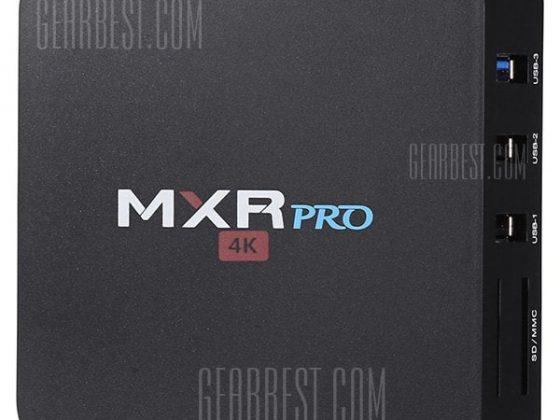 italiaunix-MXR PRO RK3328 TV Box