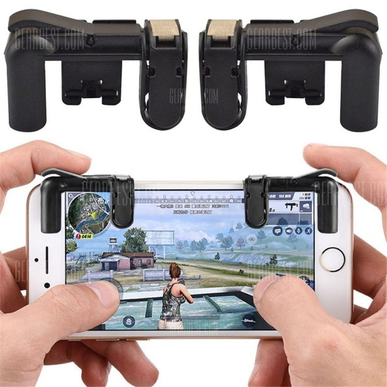 italiaunix-Mobile Phone Gaming Trigger Button Handle Fire Controller  Gearbest