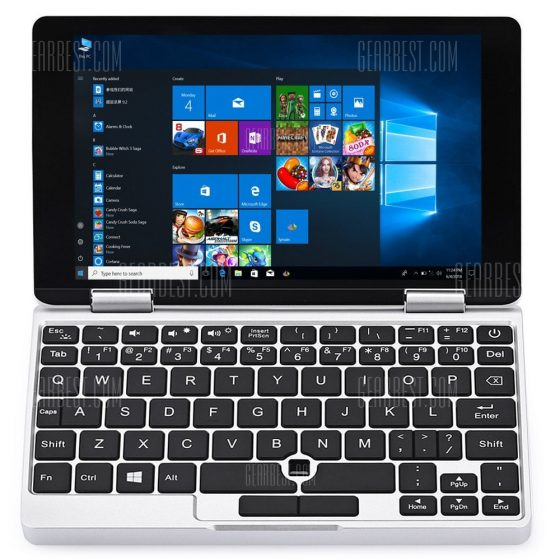 italiaunix-One Netbook One Mix Yoga Pocket Laptop