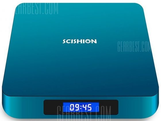 italiaunix-SCISHION AI ONE Android 8.1 TV Box