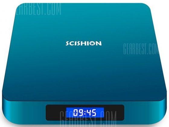 italiaunix-SCISHION AI ONE Android 8.1 TV Box