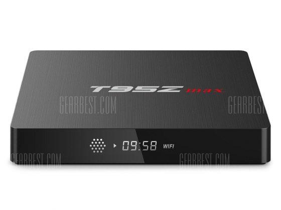 italiaunix-Sunvell T95Z Max TV Box