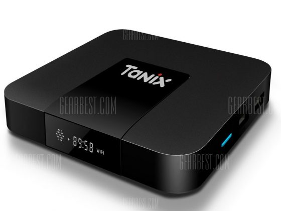 italiaunix-Tanix TX3 Mini TV Box