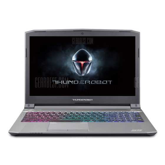italiaunix-ThundeRobot ST Plus Gaming Laptop