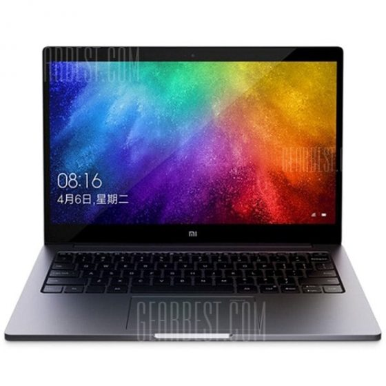 italiaunix-Xiaomi Air Laptop Fingerprint Recognition
