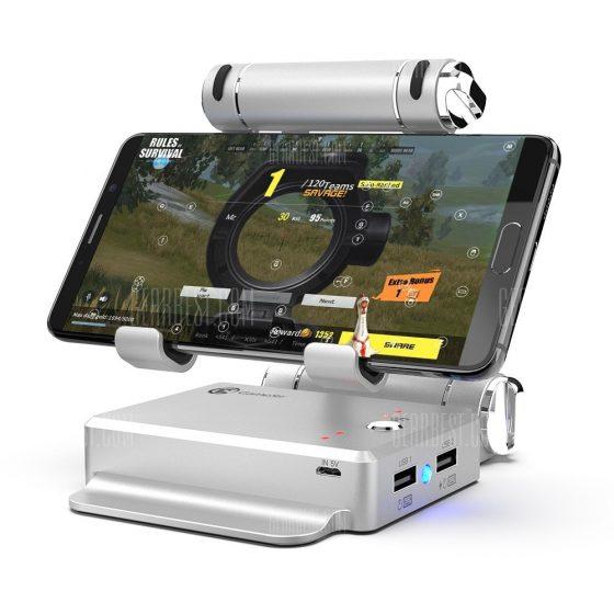 italiaunix-GameSir X1 BattleDock Keyboard and Mouse Converter Stand