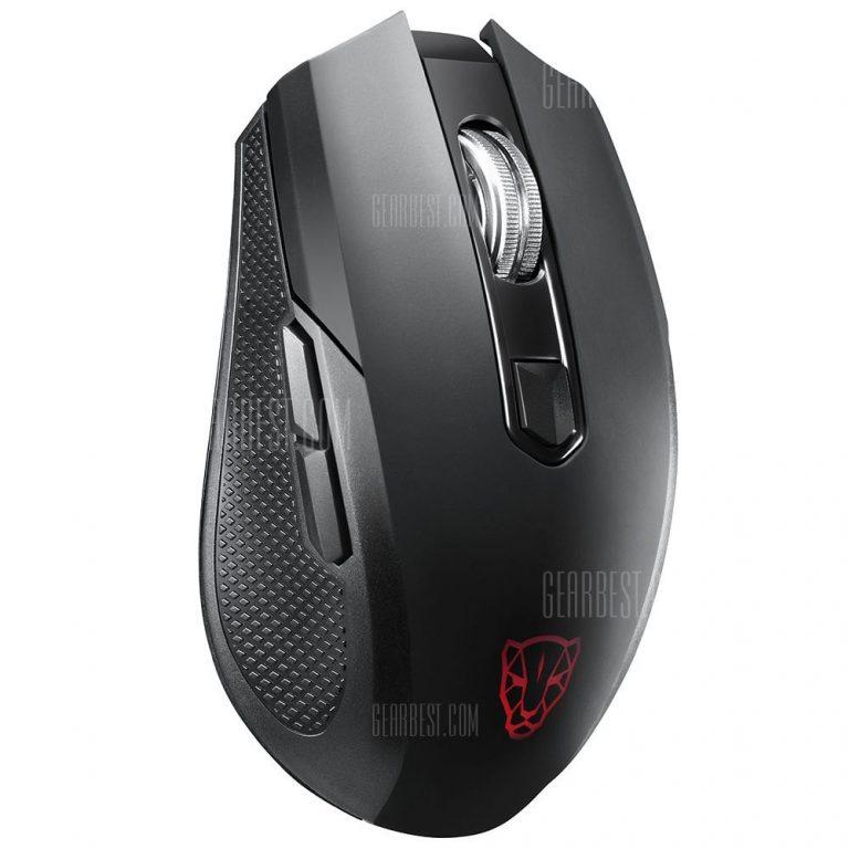 italiaunix-MOTOSPEED BG50 2.4GHz / Bluetooth Dual Mode Wireless Mouse  Gearbest