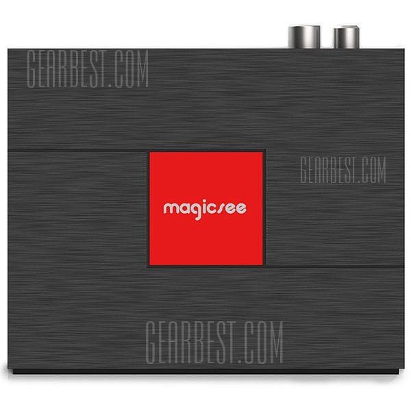 italiaunix-Magicsee C400 Plus Hybird S2 + T2 + C TV Box