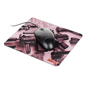 italiaunix-Maikou Cartoon Gun Style Mouse Pad
