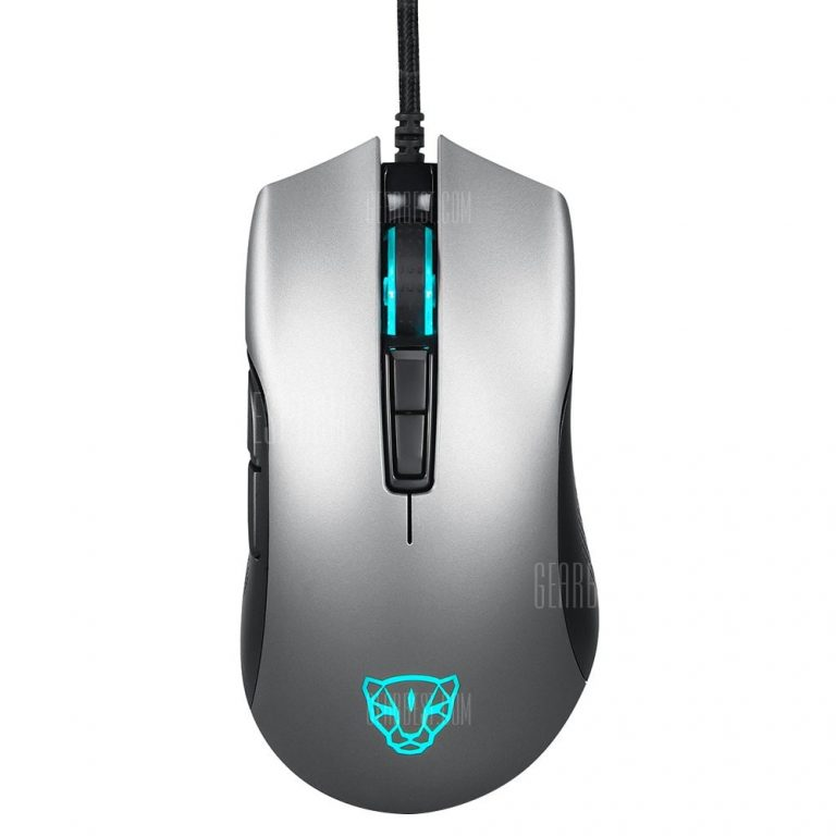 italiaunix-Motospeed V70 Wired Mechanical Gaming Mouse  Gearbest