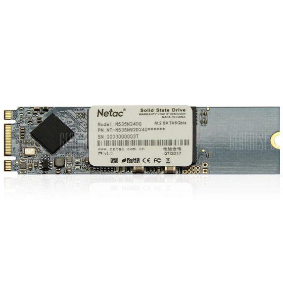 italiaunix-Netac N535N M.2 240GB Solid State Drive
