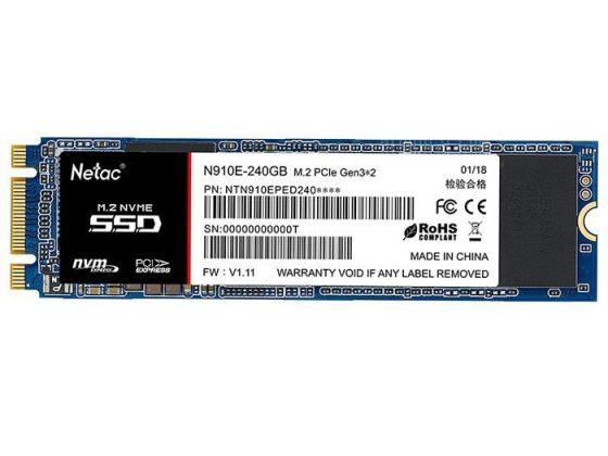 italiaunix-Netac N910E M.2 2280 Solid State Drive 240G