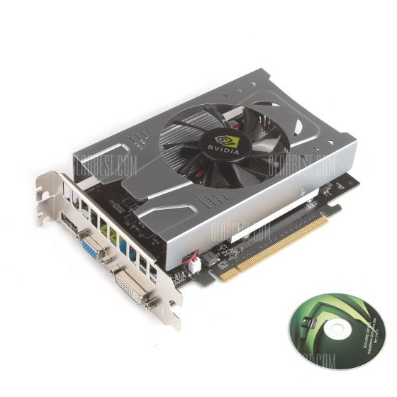 italiaunix-Professional XZ - 07 NVIDIA GeForce GT730 2048MB 128Bit DDR3 PCI Express X16 Graphics Card with Cooler Fan