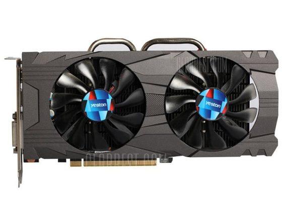 italiaunix-Yeston NVIDIA Geforce GTX 1060 3G Gaming Graphics Card