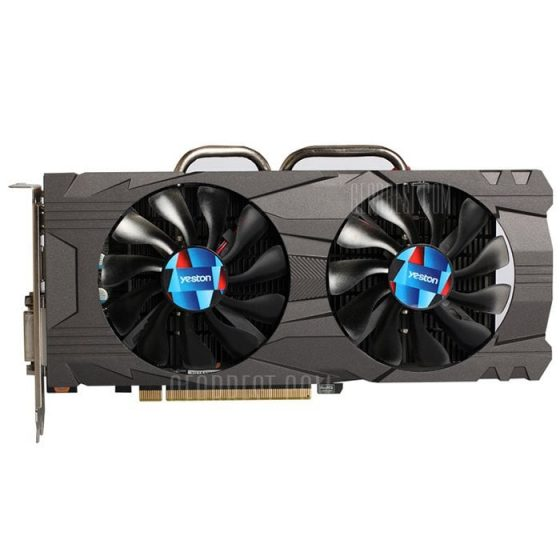 italiaunix-Yeston NVIDIA Geforce GTX 1060 3G Gaming Graphics Card